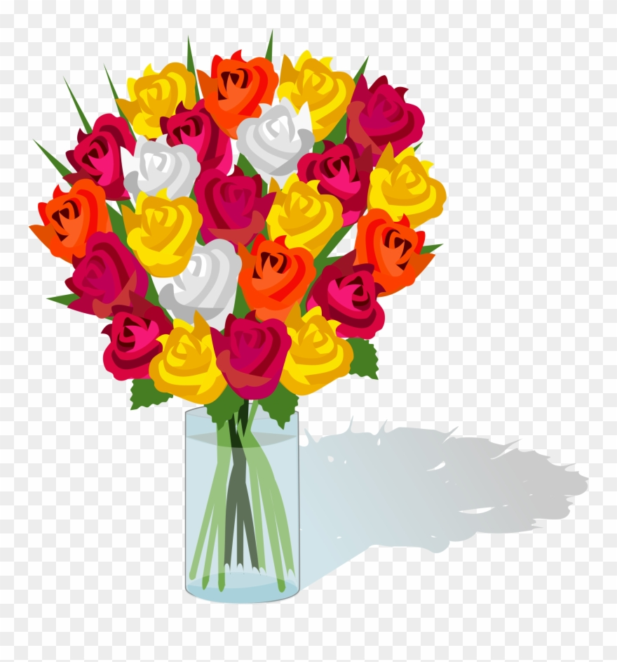 Of flowers png download. Bouquet clipart flower bunch