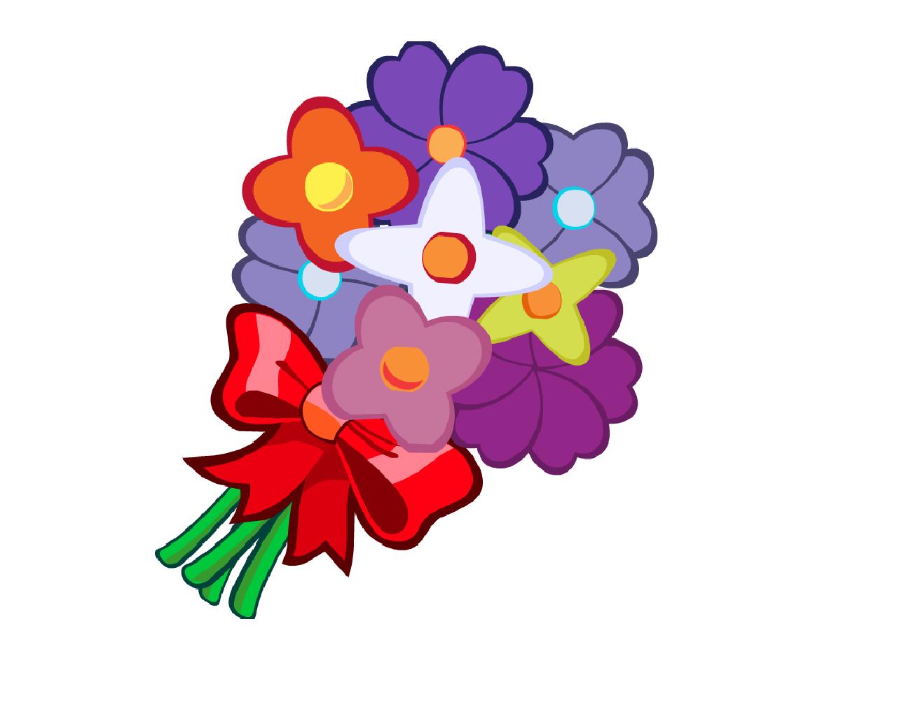 Bouquet clipart flower bunch. Wild ones wiki fandom