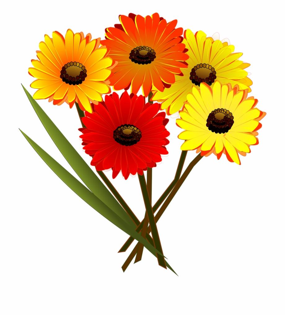 Of flowers png image. Bouquet clipart flower bundle