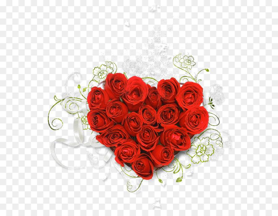 Bouquet hearts