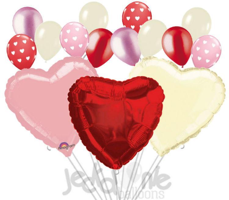 Huge balloon jeckaroonie balloons. Bouquet clipart hearts