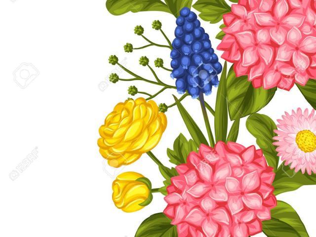 Bouquet Clipart