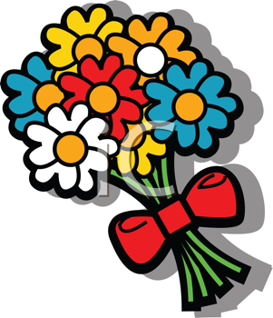 Of flowers mother s. Bouquet clipart mothers day
