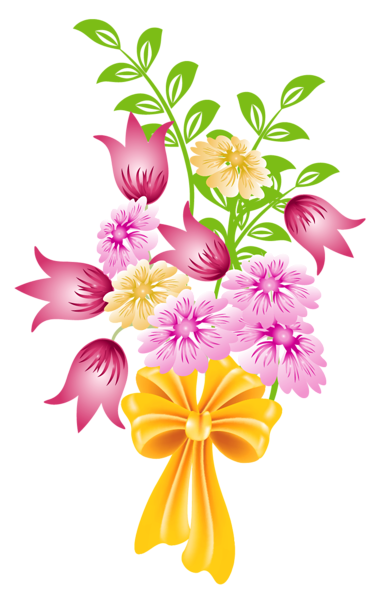 Bouquet clipart pretty flower. Primavera png clipe flowers