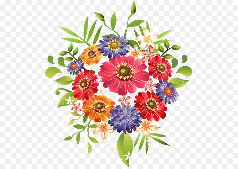 Clip art png images. Bouquet clipart pretty flower
