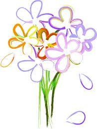 Bouquet clipart simple bouquet. Image result for flower