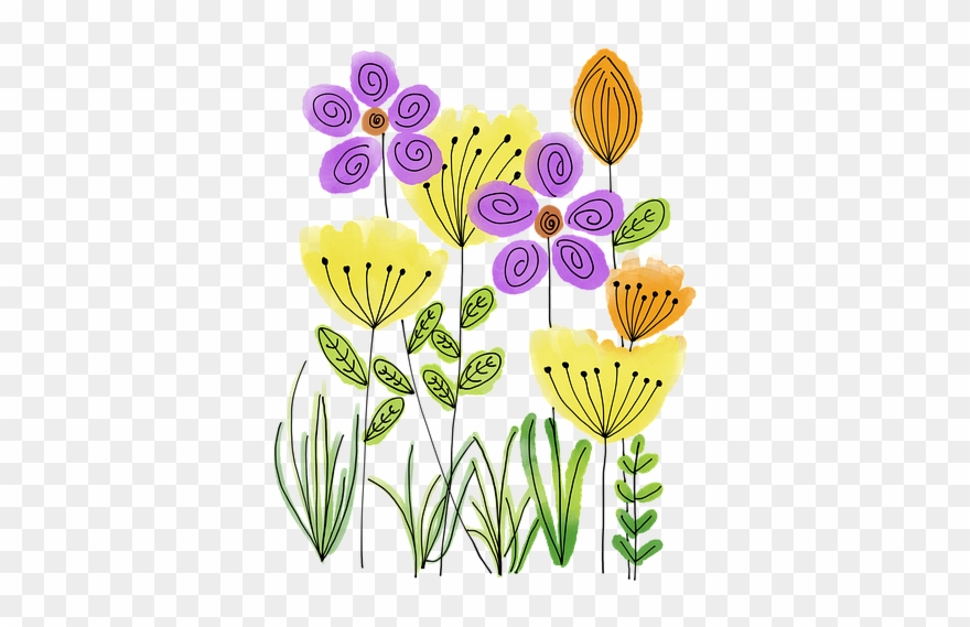 Tulips bloom nature . Bouquet clipart spring flower bouquet
