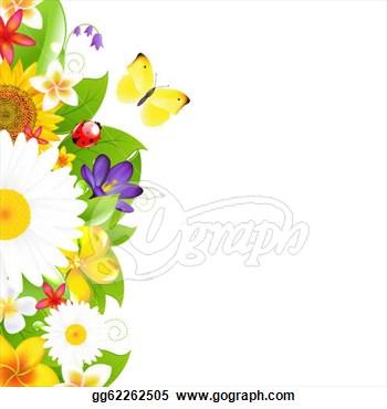 Flowers clip art free. Bouquet clipart summer