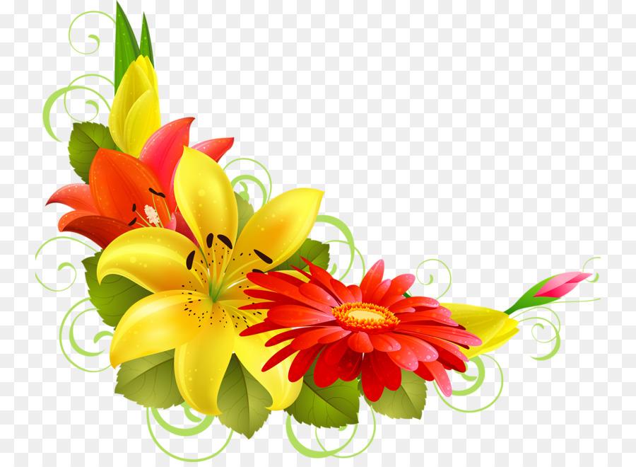 bouquet clipart summer flower