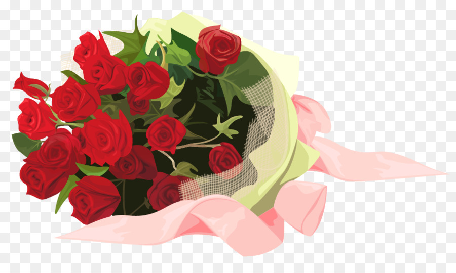 Bouquet clipart valentine. Flower s day clip