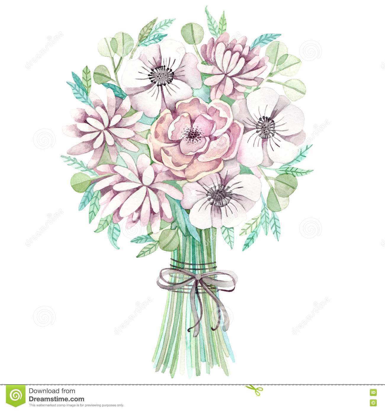 Bouquet Clipart Wedding Bouquet Bouquet Wedding Bouquet