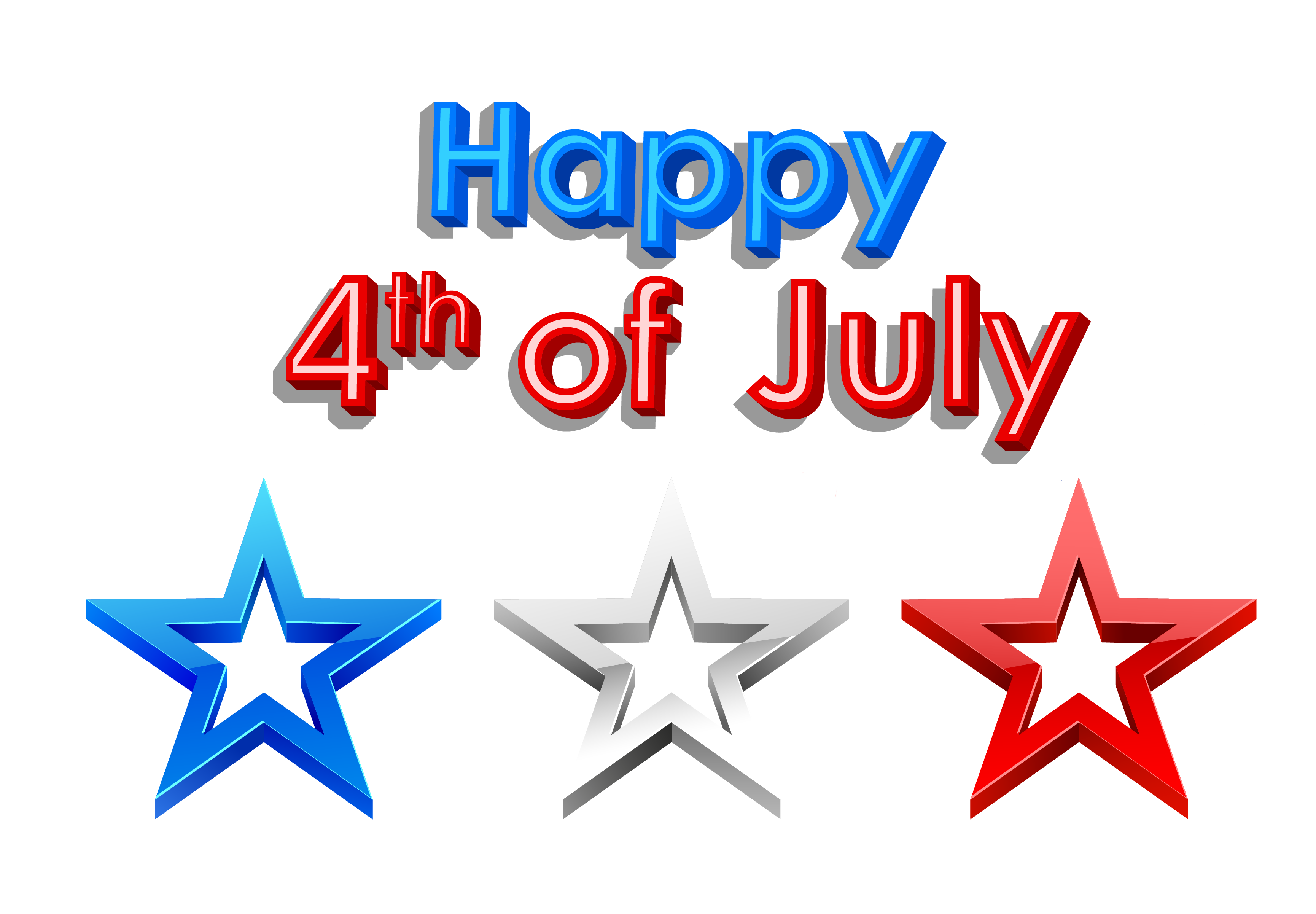 Clipart bow 4th july. Happy th of png