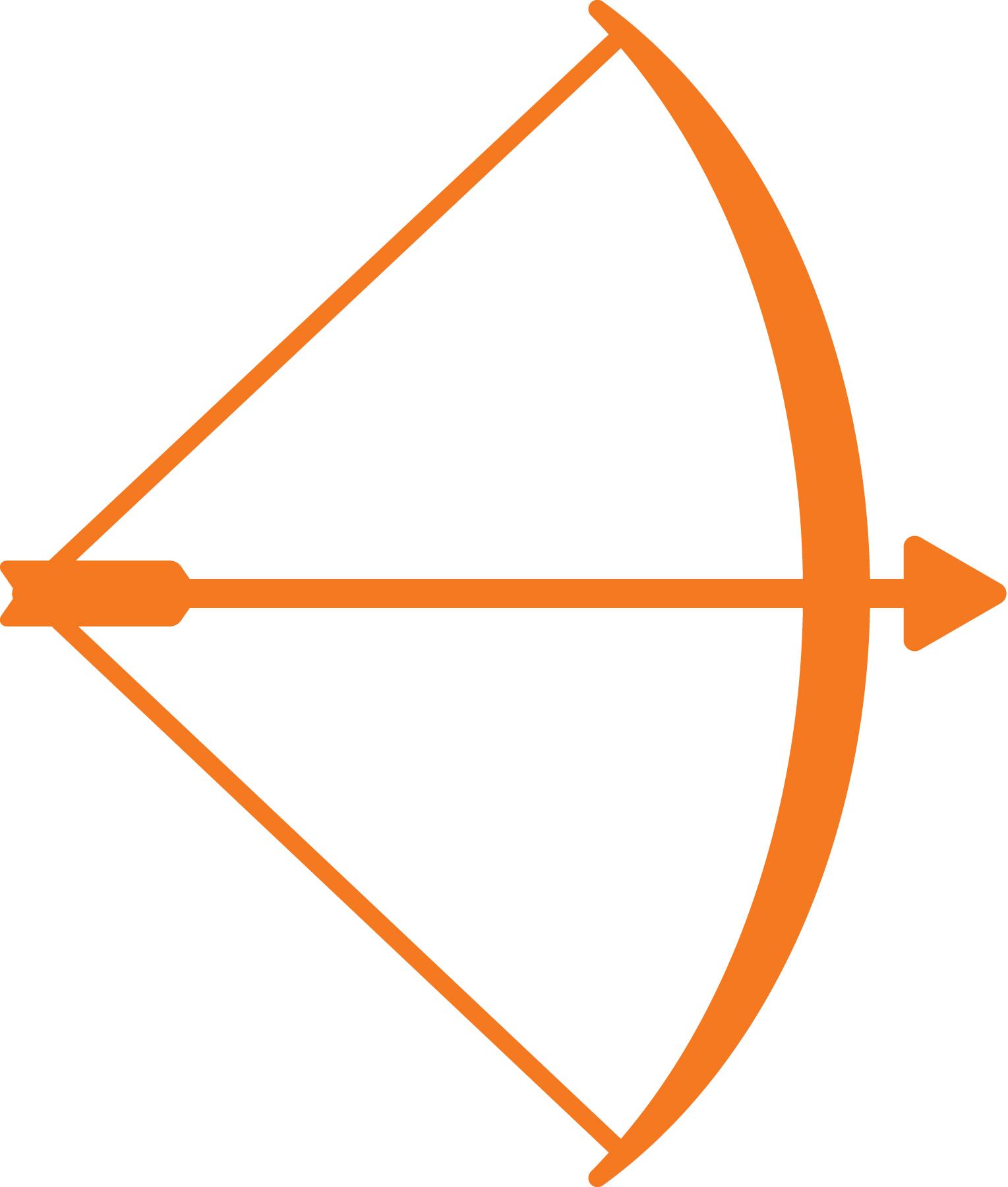 Bows clipart archery. Northwest family ymca