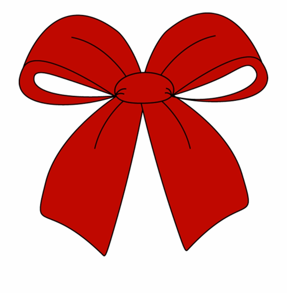 Bow clipart birthday. Christmas transparent png download
