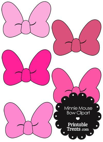 Bow clipart birthday. Minnie mouse in shades