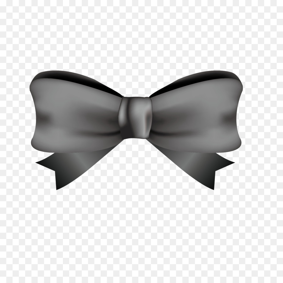 Bow clipart bowknot. Tie black and white