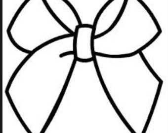 Bow clipart cheerleading. Free cheer cliparts download