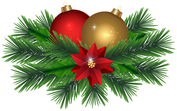 Bows clipart christmas tree decoration. Decor png clip art