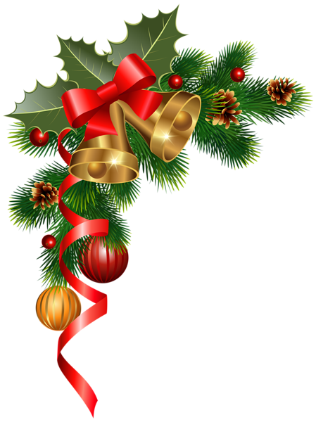 Pin by cabesta zlat. Bows clipart christmas tree decoration