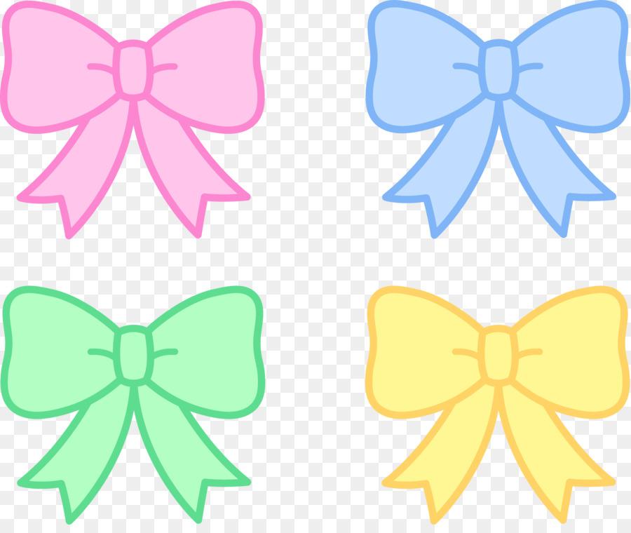 Bow clipart clip art. Ribbon pastel cute png
