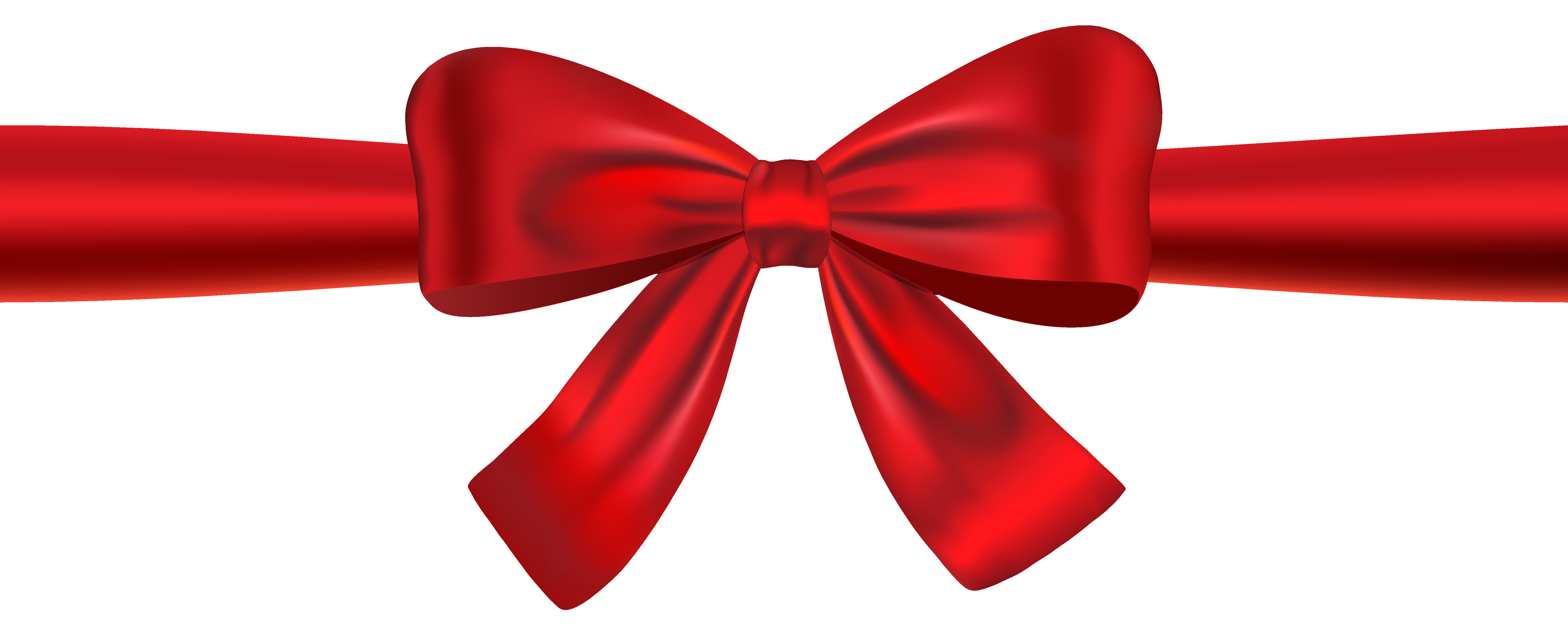 Red ribbon and png. Bow clipart clip art