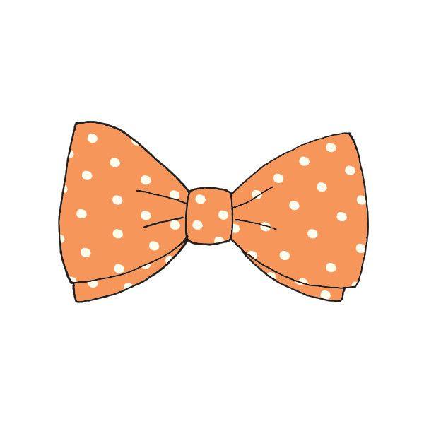 Bow clipart cute.  best papillon illustrations