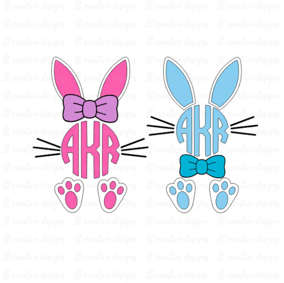 Bows clipart easter. Bunny svg bow tie