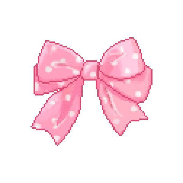 bow clipart kawaii