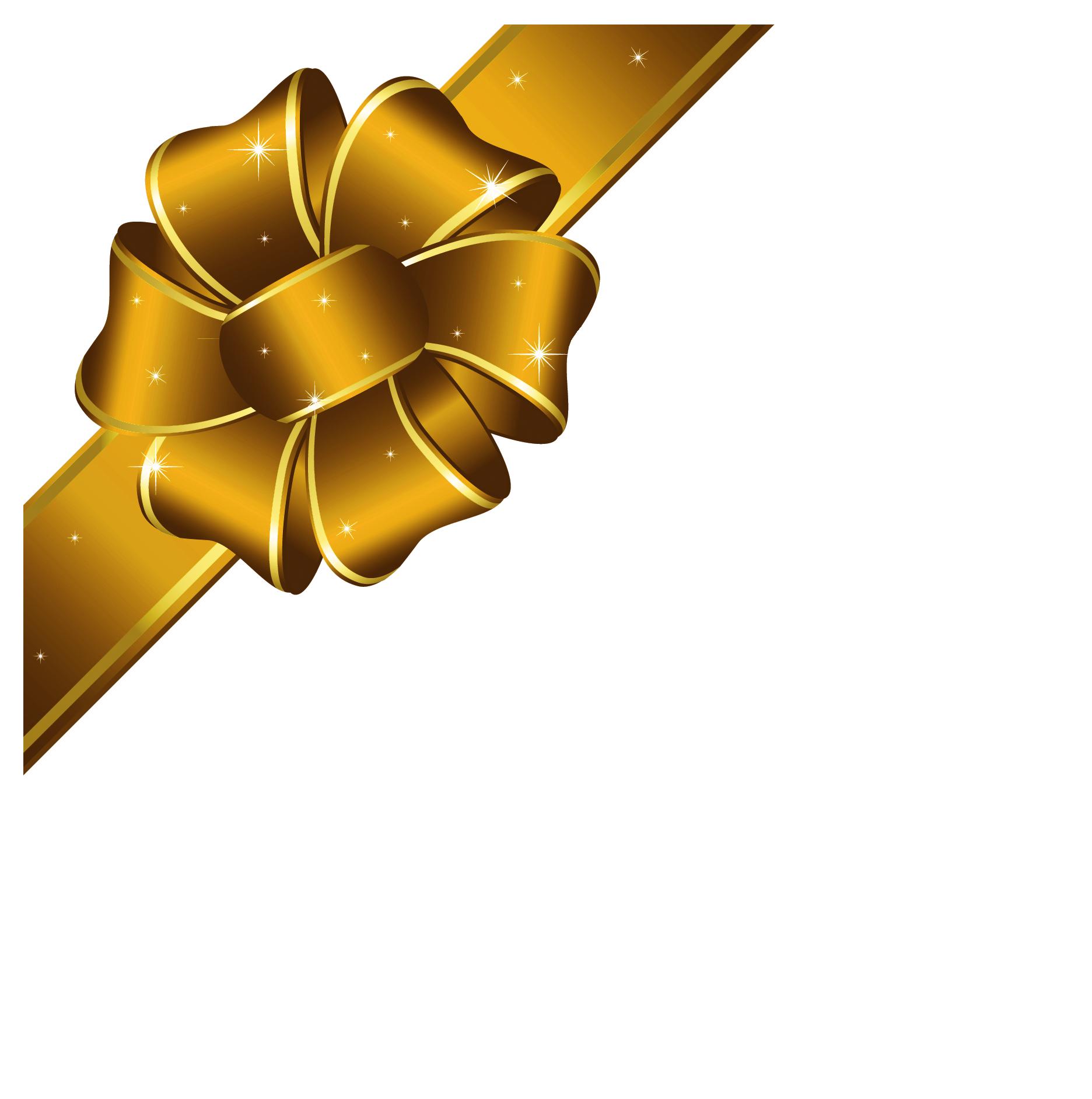 Gold christmas pinterest. Bow clipart kid