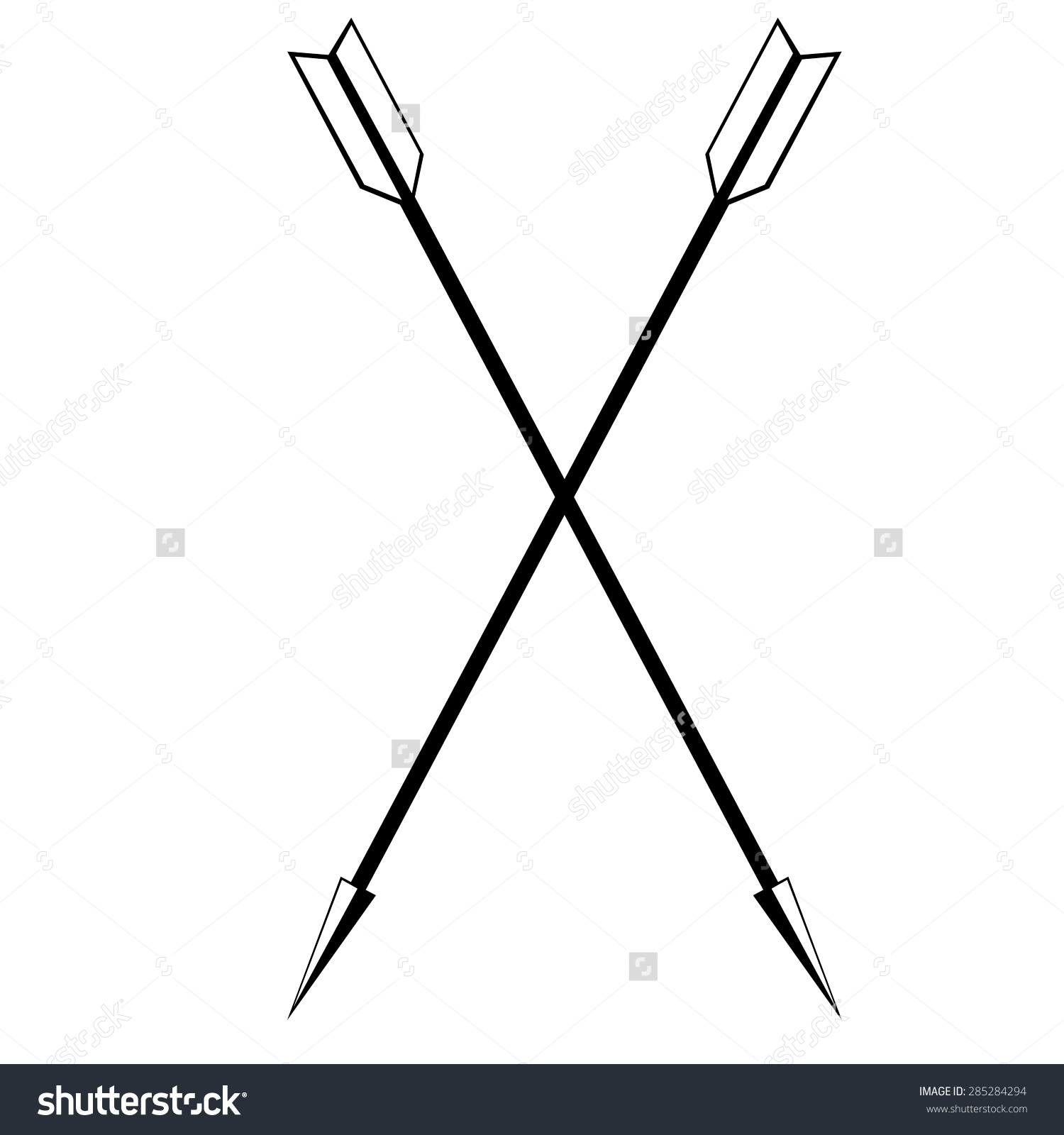 Bow clipart medieval. Arrow weapon