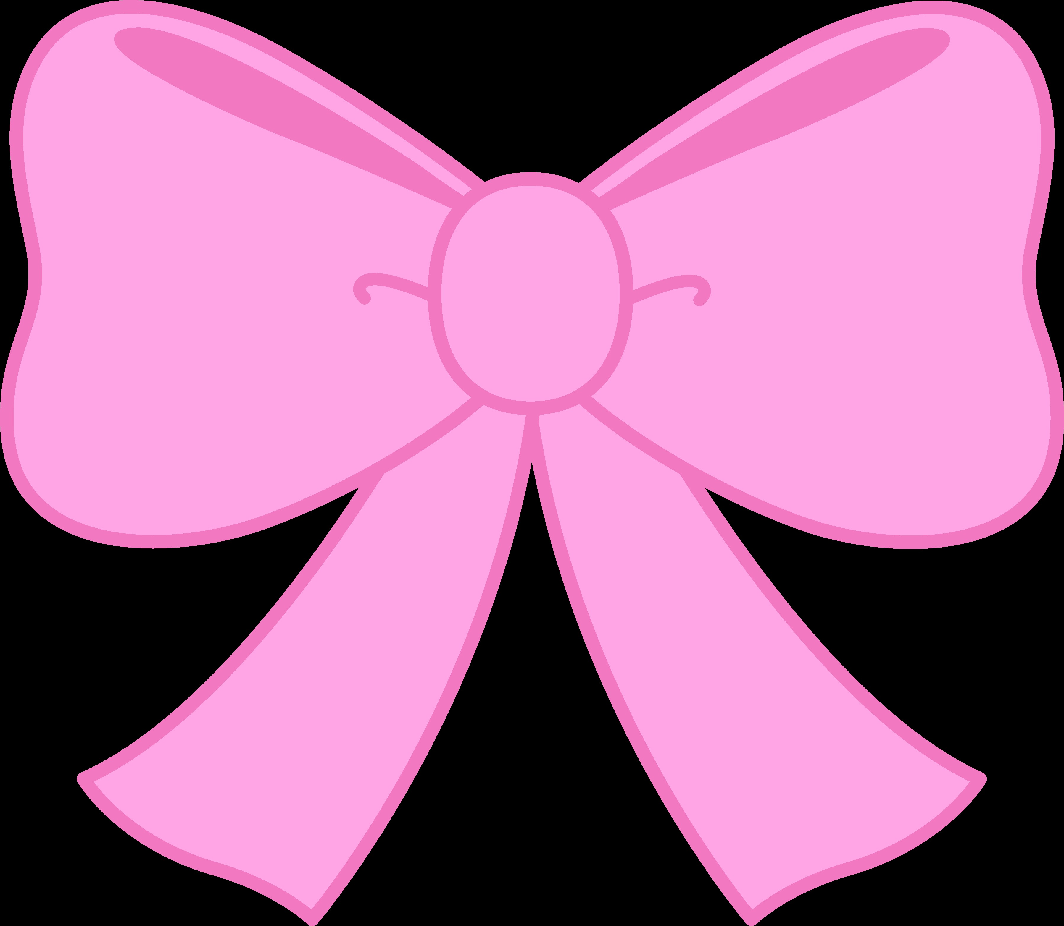 Bow clipart pink. Free cliparts download clip