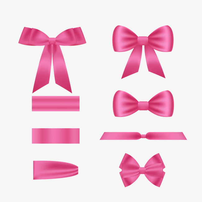 Bows clipart princess. Pink ribbon bow png