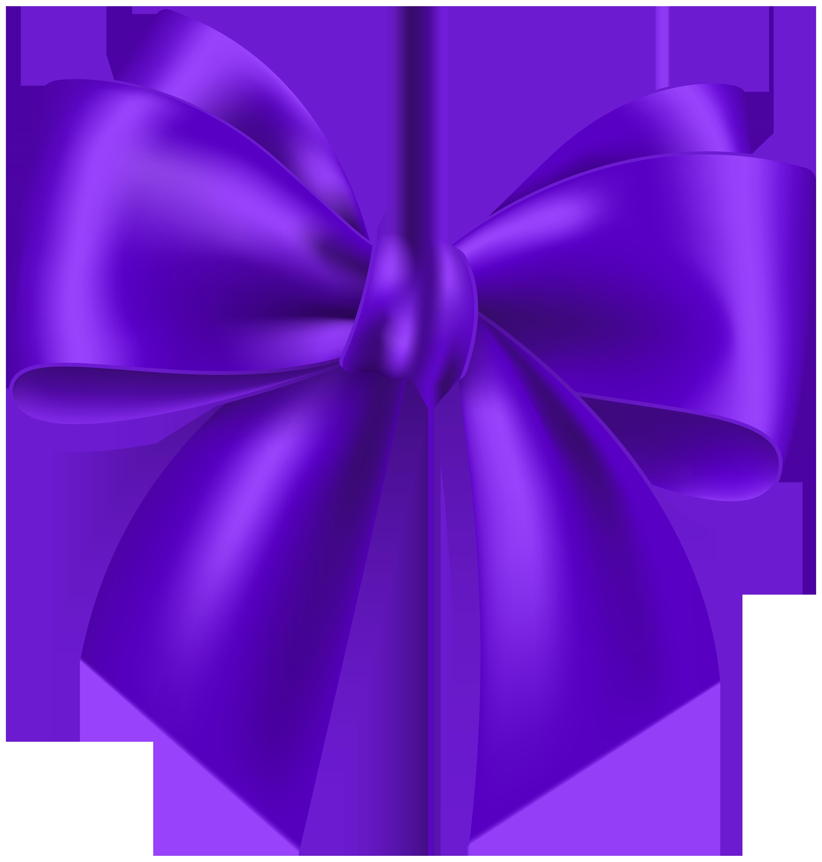 Bows clipart purple. Bow transparent clip art