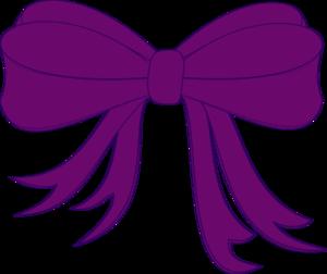 Browse bow clip art. Bows clipart purple