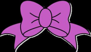 Bows clipart purple. Hair bow clip art