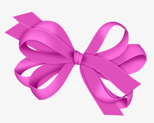 Ribbon bow png image. Bows clipart purple