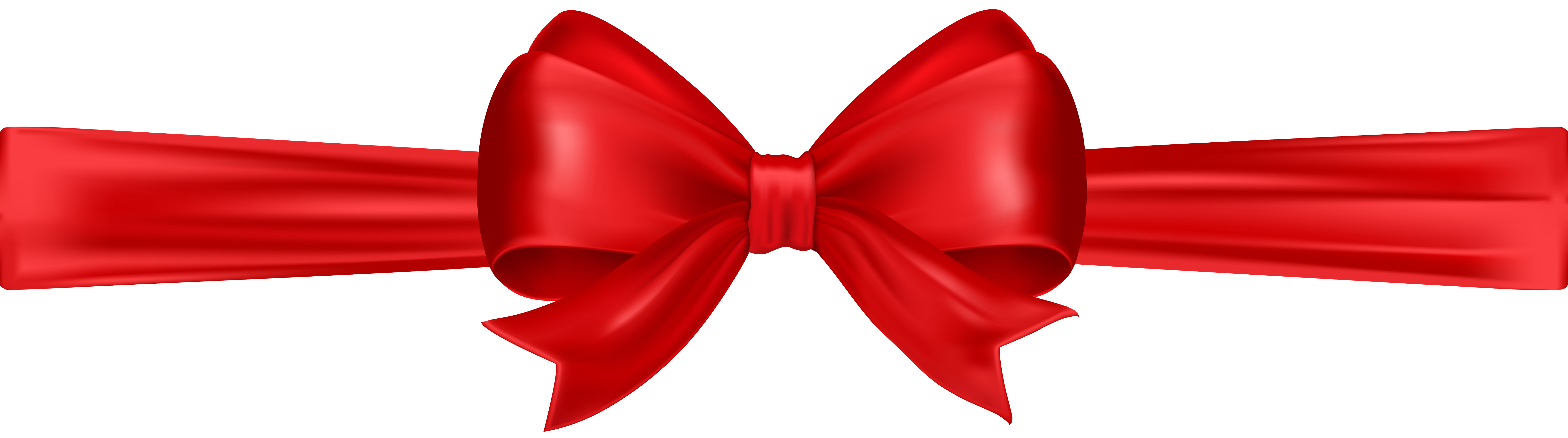 Bow clip art png. Bows clipart red