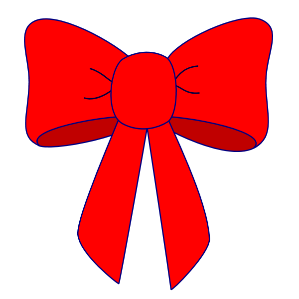 Free bow images download. Bows clipart red