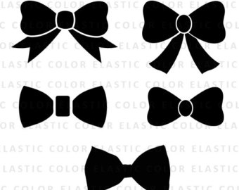 Bow tie file vectorbow. Bows clipart svg