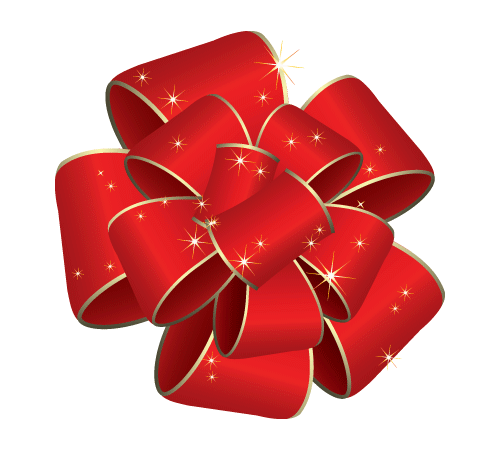 Christmas bow google search. Bows clipart transparent background