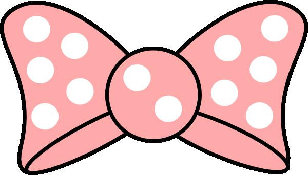 Bows clipart vector. Minnie bow clip art