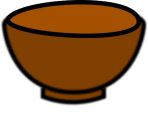 Bowl clipart. Clip art at clker