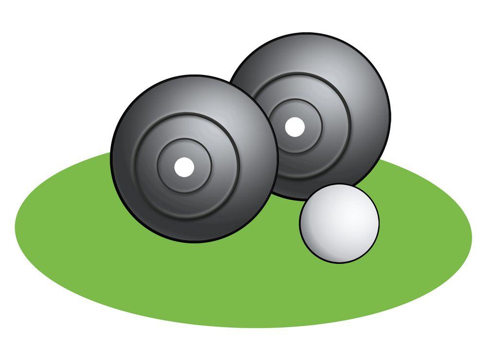Bowling clipart bowl. Lawn bowls cartoons free