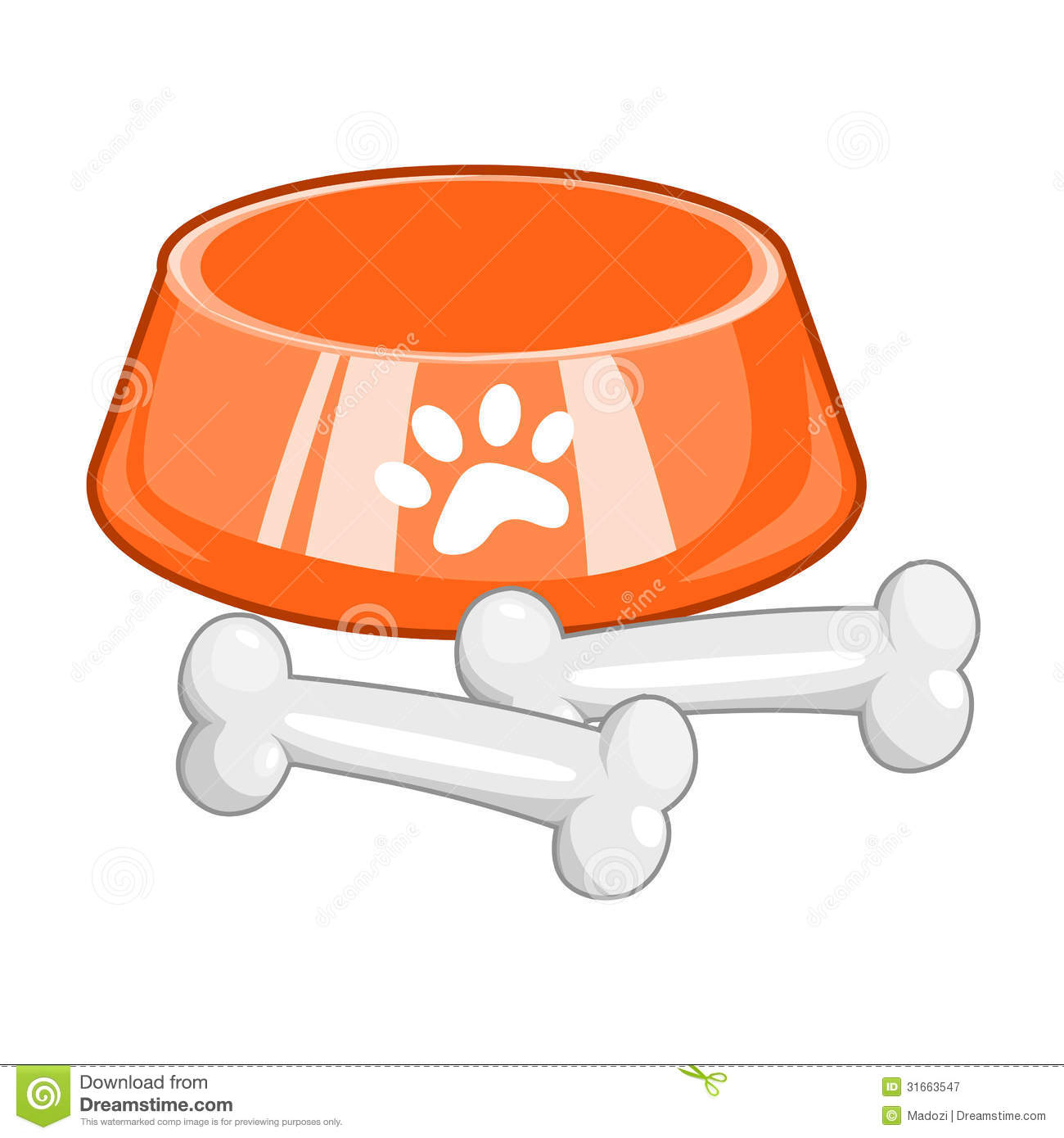 Bowl clipart cartoon.  collection of dog