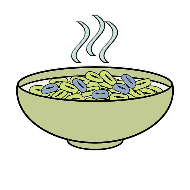 Free photo food cereal. Dig clipart cartoon