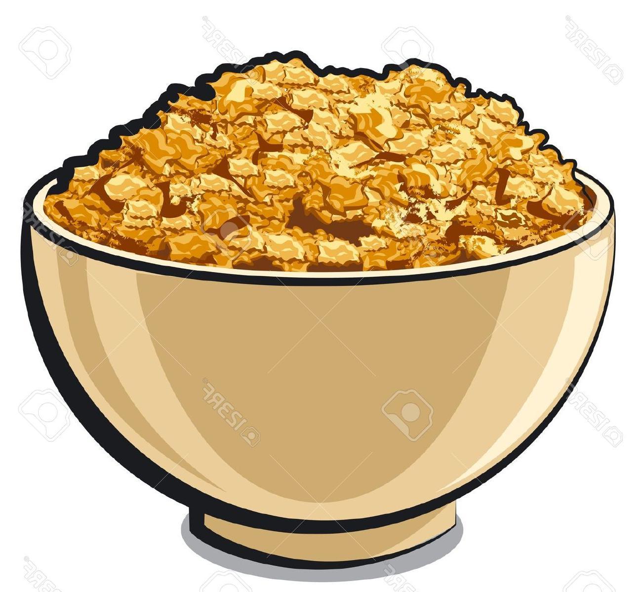 Cereal clipart bowl cereal. Unique clip art cdr