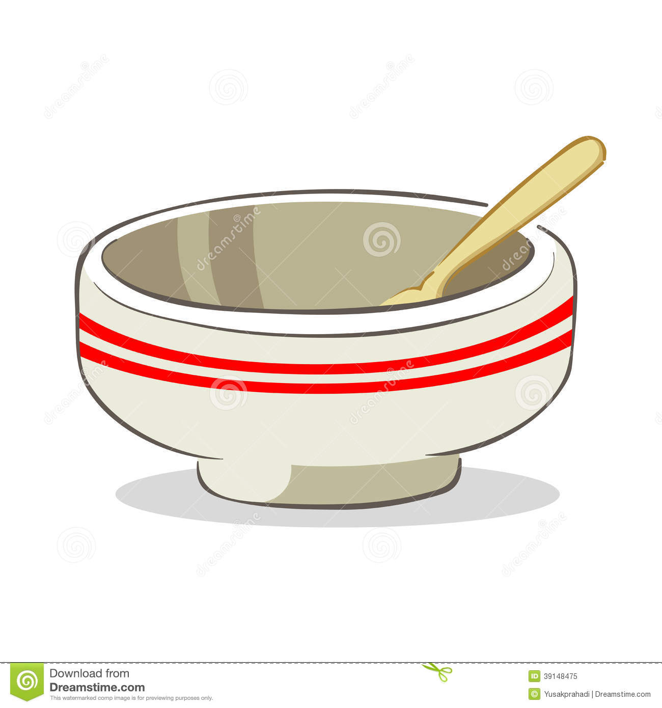 Cereal clipart bowl spoon. Mixing drawing at getdrawings