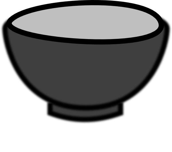 Clip art at clker. Soup clipart bowl cereal
