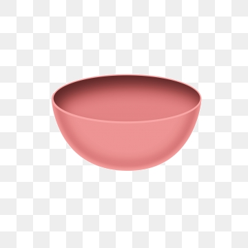 Png vector psd and. Bowl clipart pink