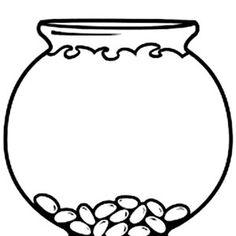 Fishbowl clipart printable. Fish bowl free download